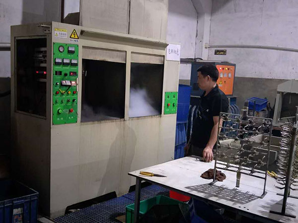 Plasma polishing equipment